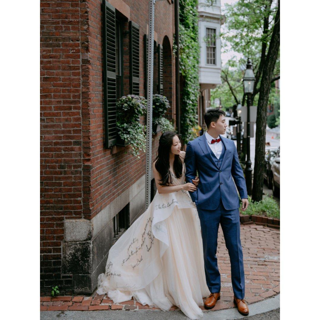 心心的婚纱照外景经验分享✍️