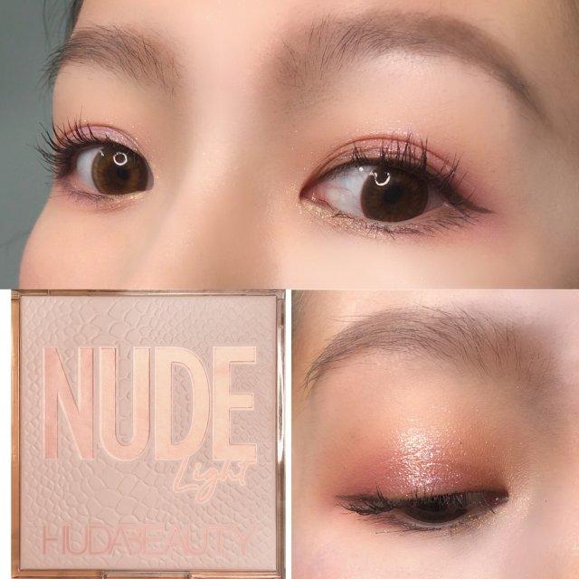 HUDA 迷你 Nude 9 色盘...