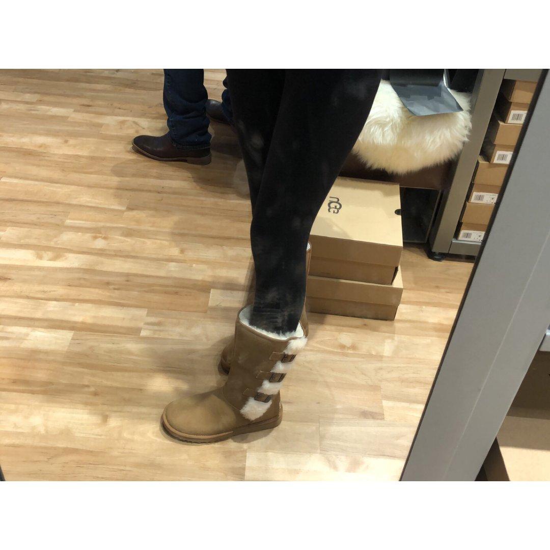 黑五战利品-ugg靴子