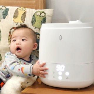 🐳润物细无声🐳高颜值人性化冷热加湿器