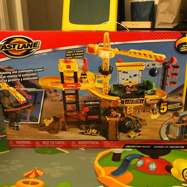 ToysRUs买的这个玩具半价哦,...