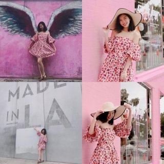 Zara,Zara,Los angeles,网红墙