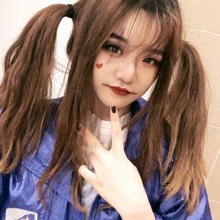 万圣节超快手平价的【伪】小丑女妆容分享...