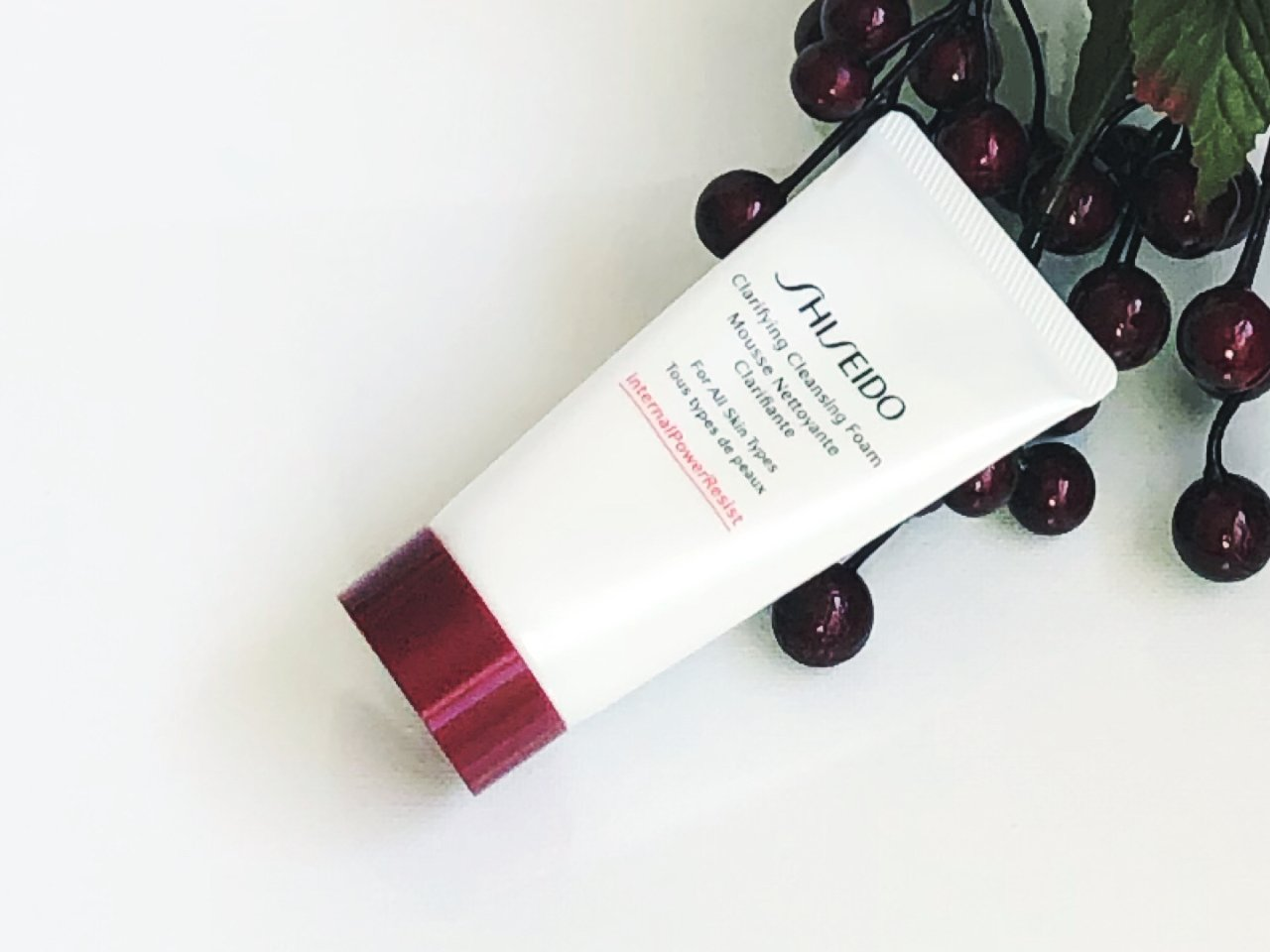 秋日里的选择 | Shiseido...