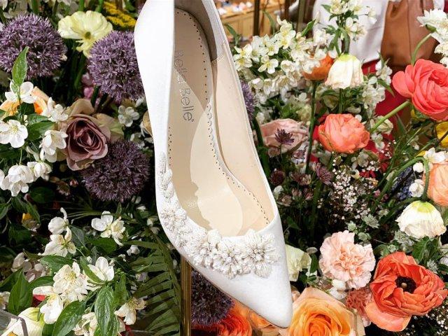 性价比又高又巨舒服还巨美貌的婚鞋