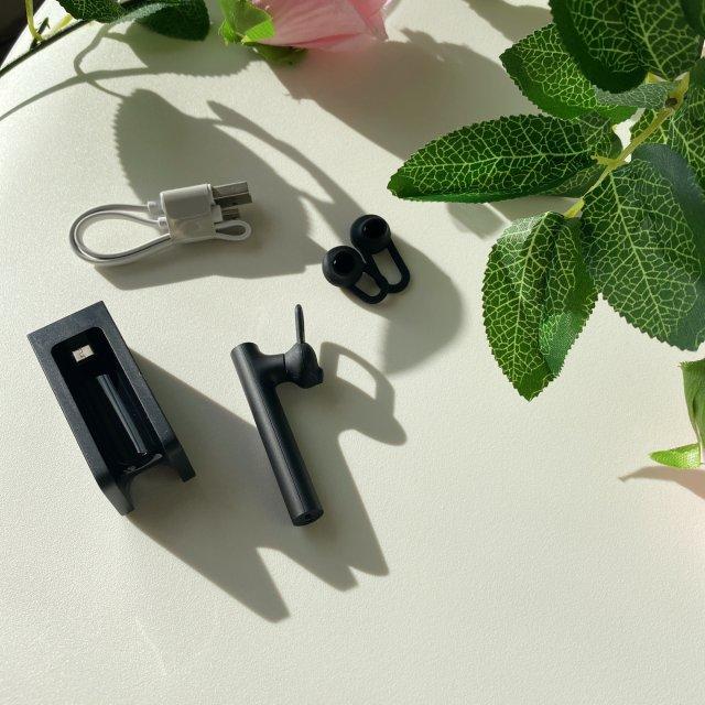 超级好用的小米无线蓝牙耳机让你一秒变特工