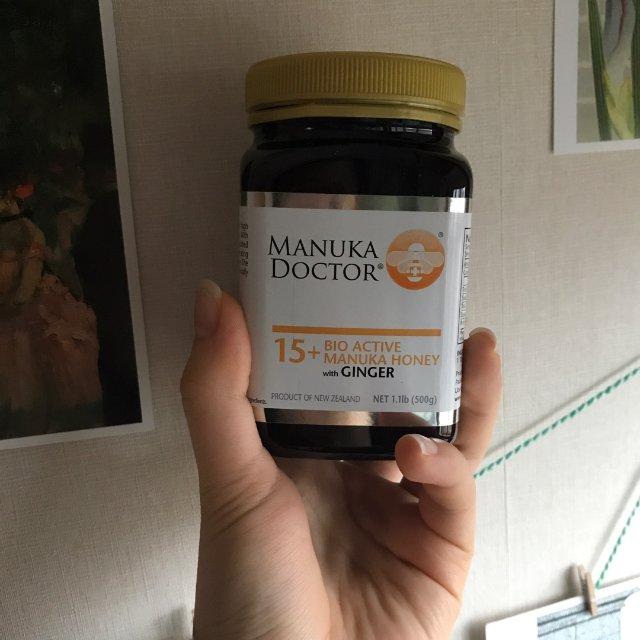 Manuka蜂蜜