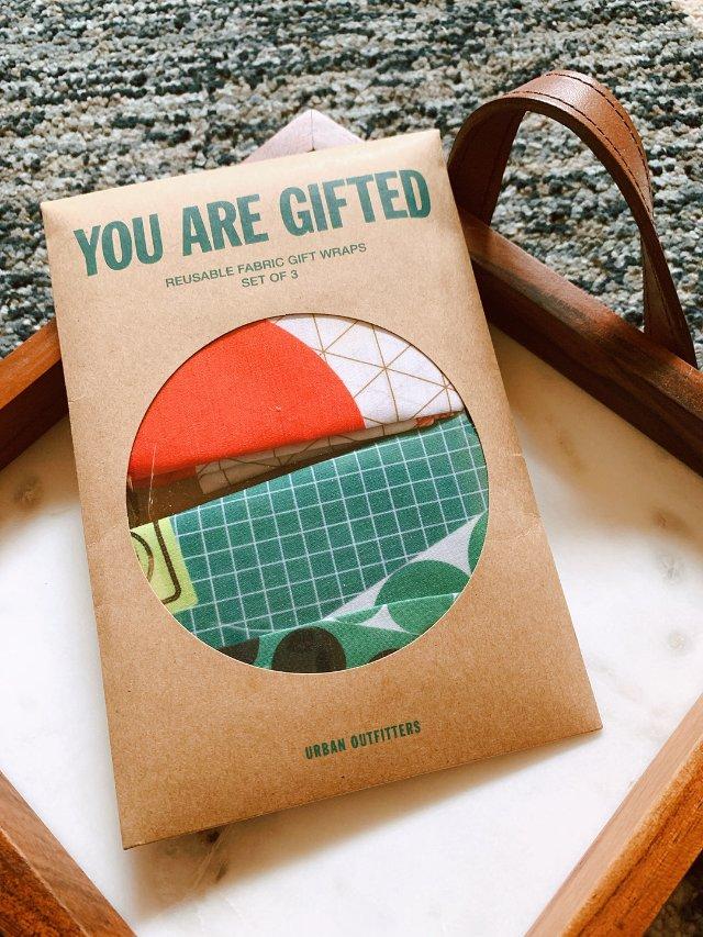 🐭可爱又环保还能做善事的包装布
