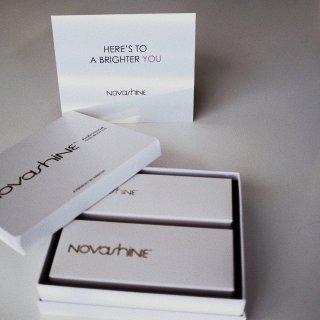 微众测| Novashine,牙齿美笑容更美