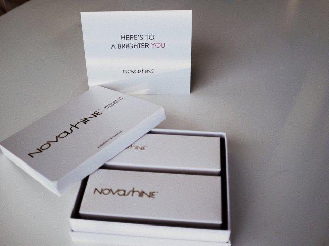 微众测| Novashine,牙齿...
