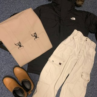 The North Face 北脸,Urban Outfitters,rains,COS