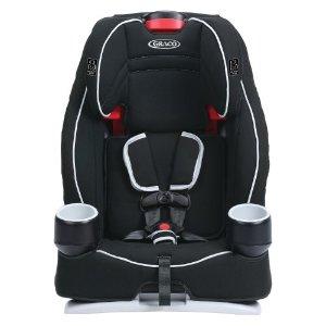 $89Graco Atlas 2-in-1 Harness Booster Car Seat - Glacier