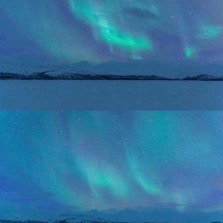 Tromso   极光