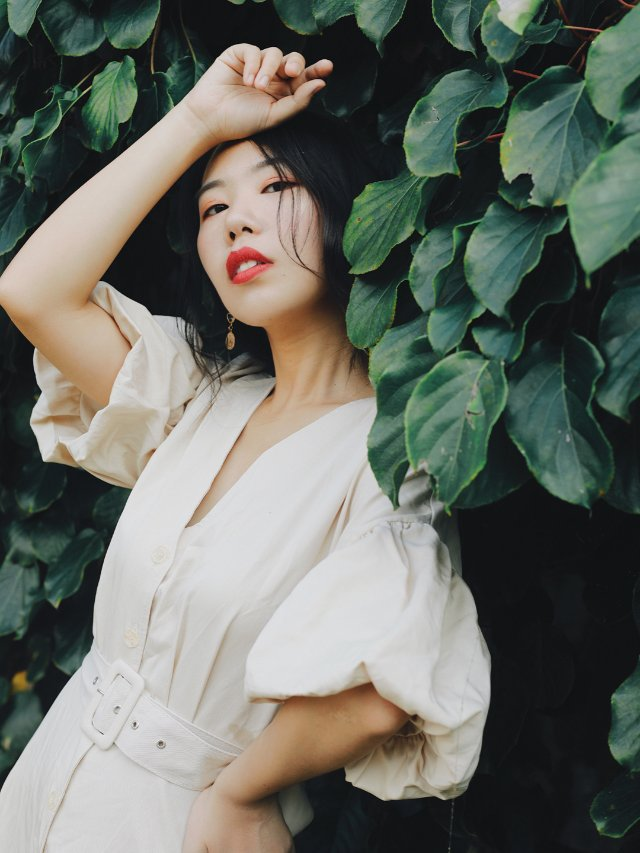 DC秘密花园|ZARA宫廷风裙子