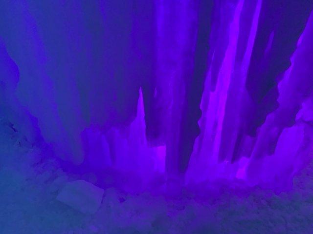 暗夜版的冰之城堡