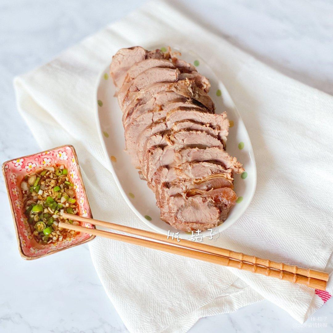 炎热酷暑的夏天,凉菜不能少之酱牛腱子😋