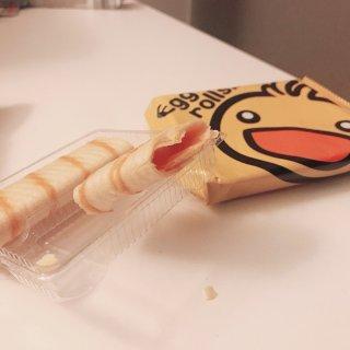 看见闭眼买就对了系列:咸蛋黄饼干🦆...
