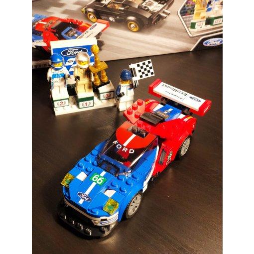 【8】Lego乐高之Ford系列🚗🚙💨