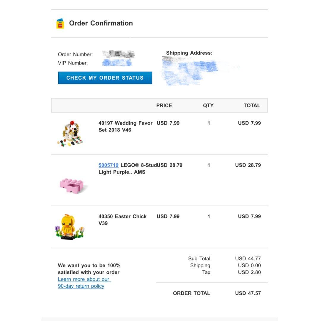 黑五剁手季·乐高第N弹 网站已修复!✌️