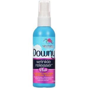 $1Downy Wrinkle Releaser, Light Fresh Scent, 3 Ounces