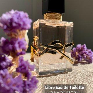 正確香水使用法 YSL LIBRE 自由...