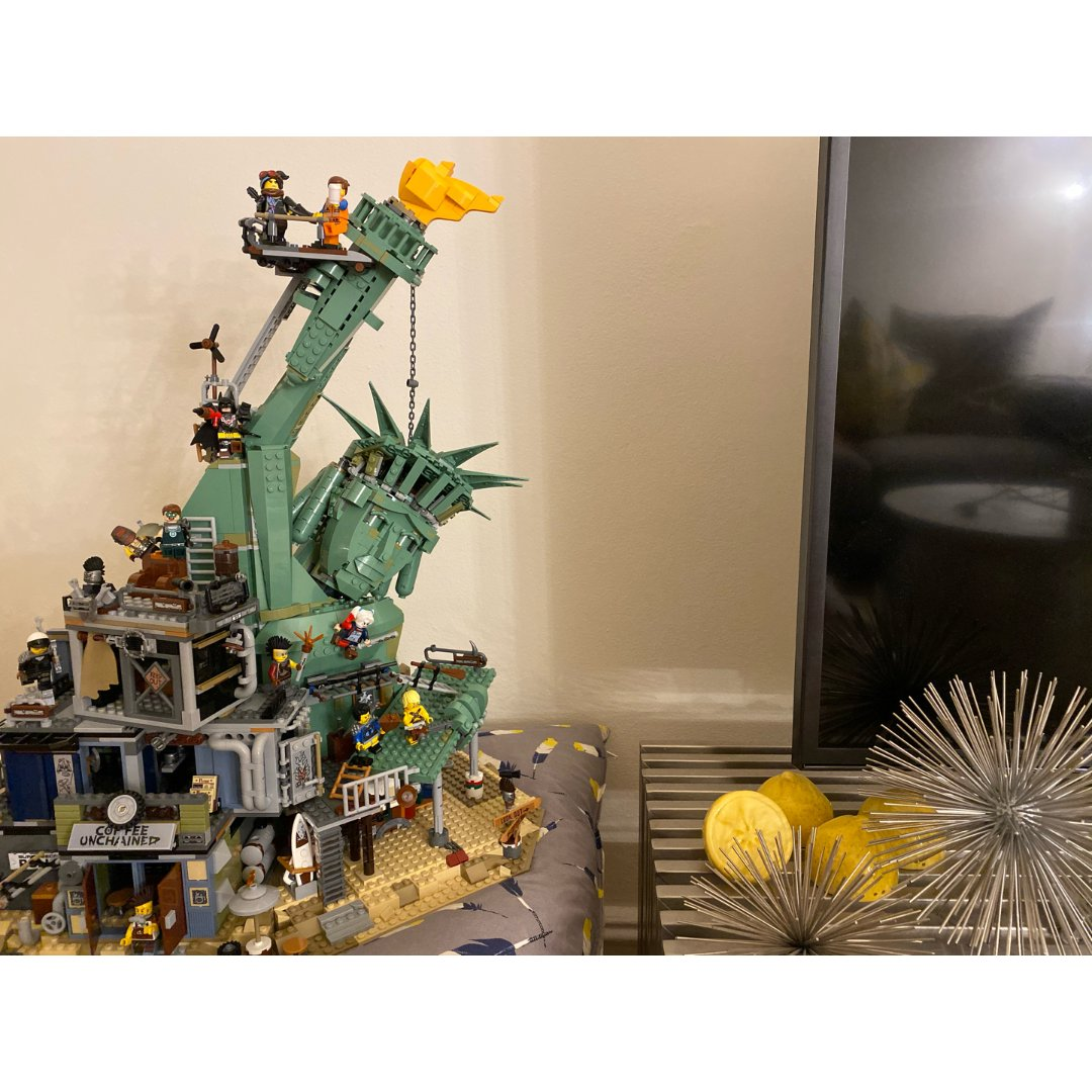 Lego是个甜蜜的坑 - 欢迎来到...