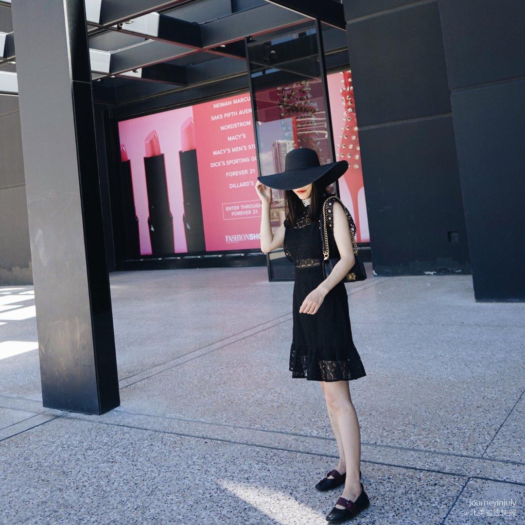 年中购物记录之衣橱必备小黑裙