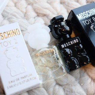 Moschino对香🐻小熊崽子太可爱啦...