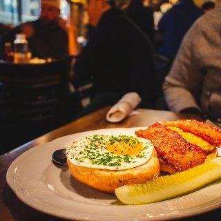 芝加哥打卡榜单之最好吃的汉堡店Au Cheval