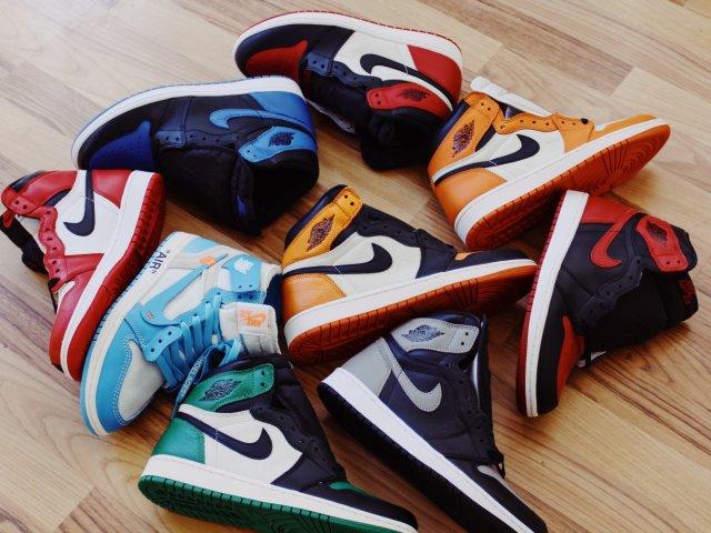 刚写完了一篇讲Air Jordan...