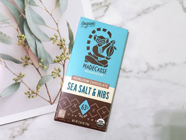 如果你也喜欢黑巧克力 请尝试这一款!