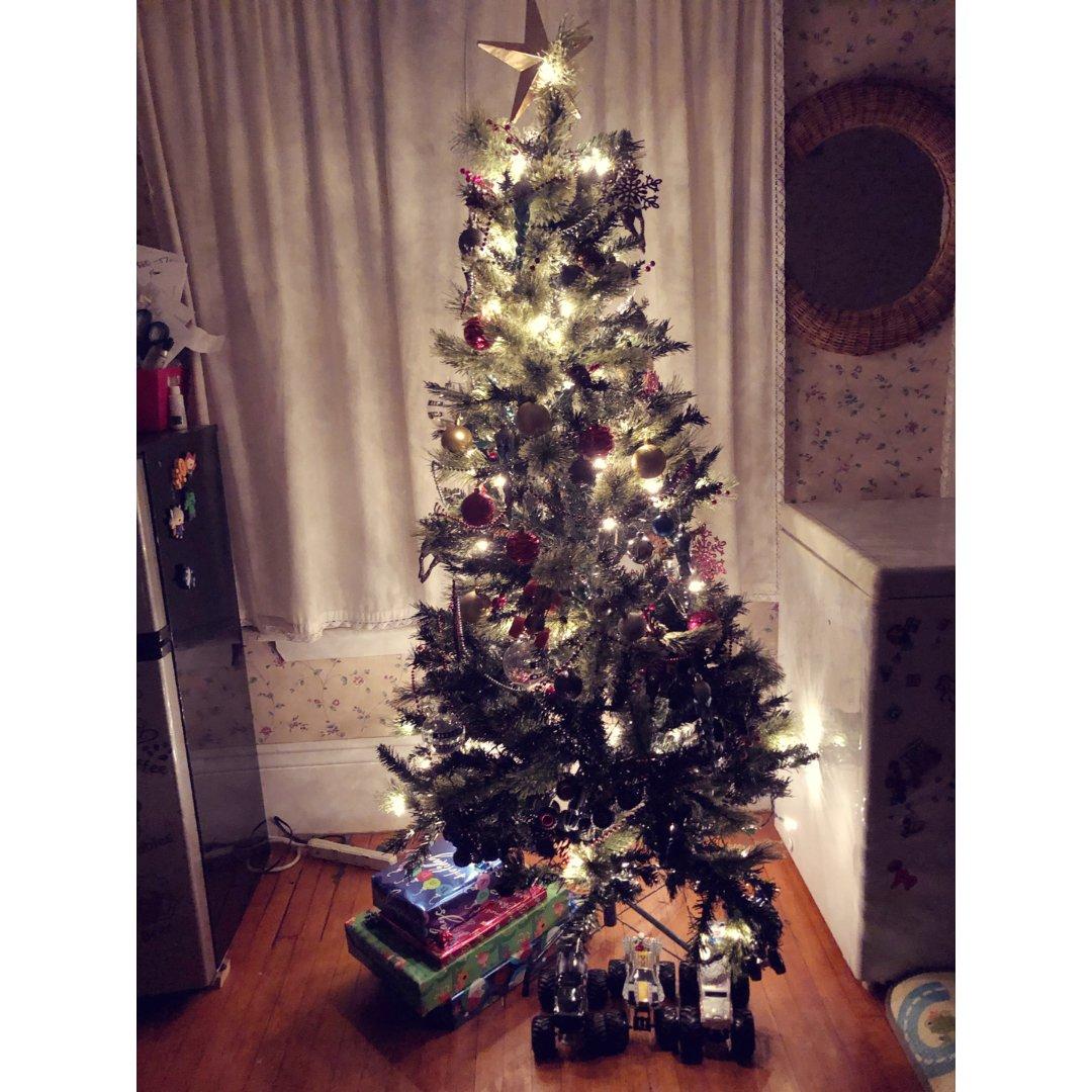 圣诞🎄到了