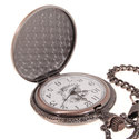 $5.91Men's Classic Dragon Style Pocket Watch