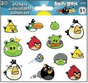 $0.9Angry Birds 26-Piece Sticker Set