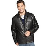 842e2cf09 Men's Tommy Hilfiger Lamb Leather Jacket - Dealmoon