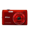 $104.95Nikon Coolpix S4100 Digital Camera with 14MP 5x Wide Angle Optical Zoom Red