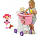 $39.98Lalaloopsy Toffee Cocoa Cuddles Doll w/ Shopping Cart