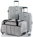 0c7746097 Travel Select Crossing 3-Piece Luggage Set - Dealmoon
