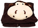 $7Kids' Monkey Zippered Sleeping Bag
