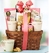 1-800-BASKETS Mother's Day Coupons- $10 off $50 or 20% off Gifts Baskets