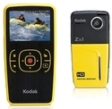 $39.99Kodak Zx1 Pocket SD Card HD Digital Camcorder