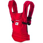 c8933030c4b ERGObaby Sport Baby Carrier (Black or Red) - Dealmoon