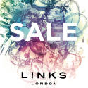 Summer Sale up to 60% OffLinks of London 精品纯银首饰四折起