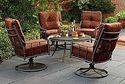 Country Living Menlo Park 5-Piece Chat Set