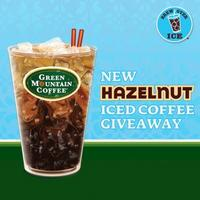 FREE!Green Mountain Coffee Hazelnut Ice Coffe sample