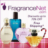 Up to 80% Off + Extra 25% OffSelect Fragrances Sitewide @ FragranceNet.com