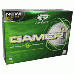 $193-Dozen Top Flite Golf 2010 Gamer V2 Golf Balls