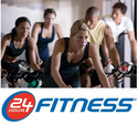 FREE7-day trial @ 24 Hour Fitness