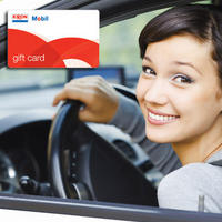 $10 for $20 ExxonMobil Gift Card