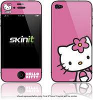 20% OFFHello Kitty iPhone Skin (Includes iPhone 5) @ Skinit